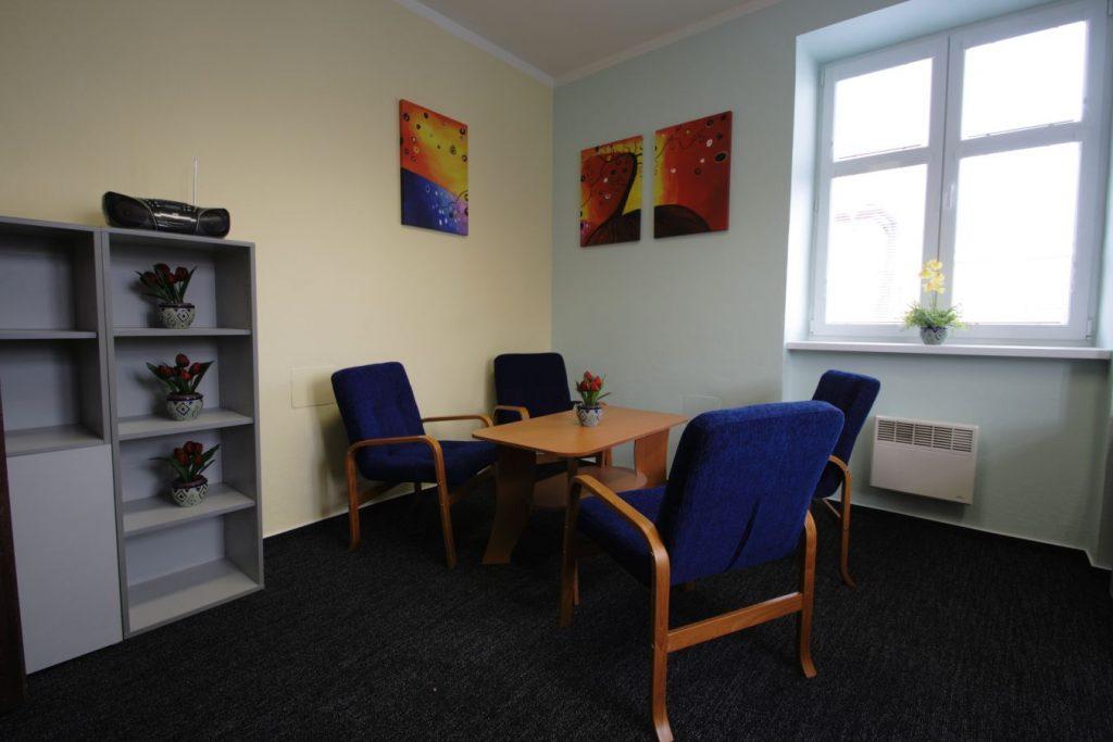 Kanceláře a možnost zapůjčení kancelářské techniky