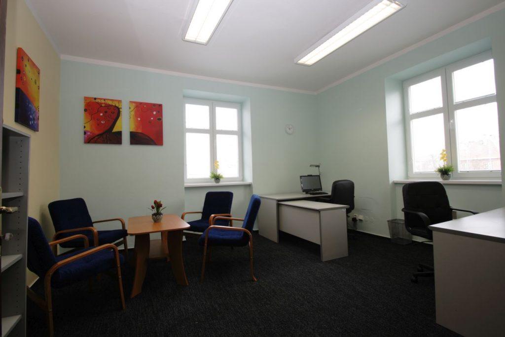 Kanceláře pro 1-16 osob