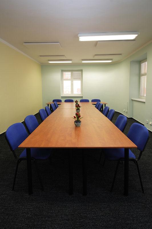 Školicí místnosti Ostrava