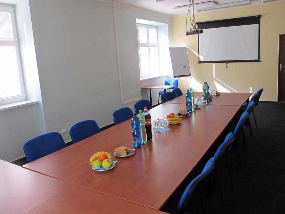 Školící místnost v Ostravě pro 2 až 16 osob