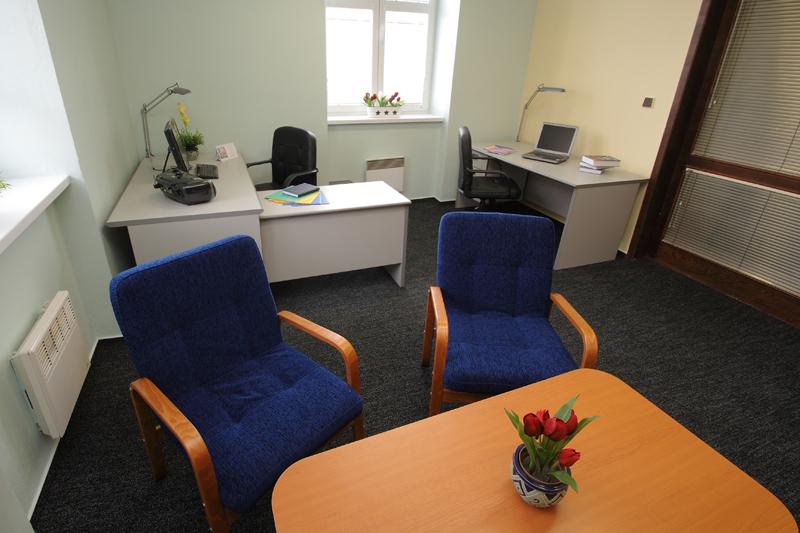 Kanceláře v Ostravě